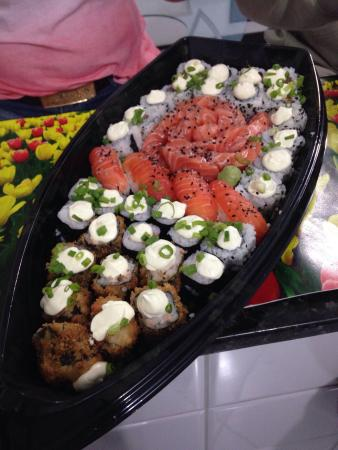 Sushi Brazil Guarapari