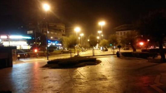 Plaza Pombo: SANTANDER