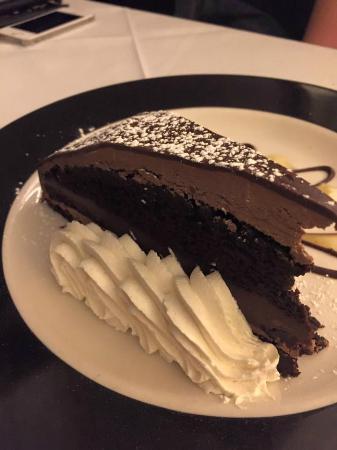 Jack's Oyster House : We barely saved room for dessert, but glad we did!!