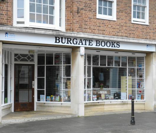 Burgate Books