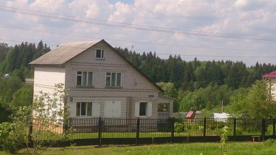Yelino, Ρωσία: Домик в деревне