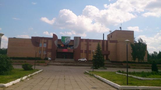 Krivtsovo, รัสเซีย: Дом культуры