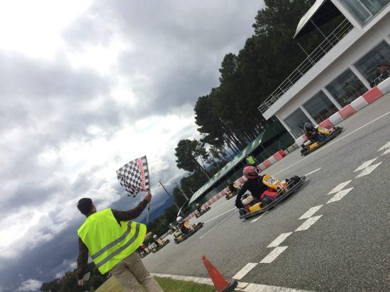 Kartodromo Vila Real