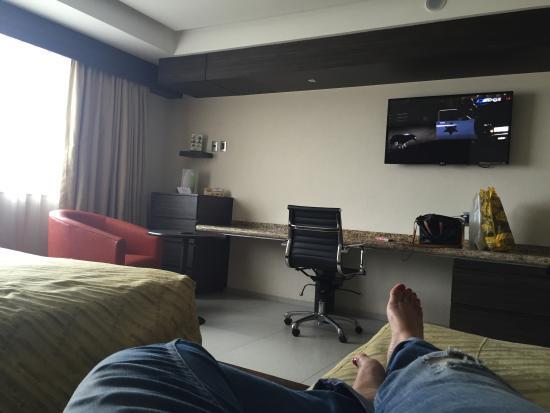 Hotel Samil Plaza: Habitacion