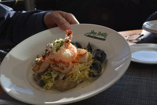 Joe Fortes Restaurant Vancouver Reviews