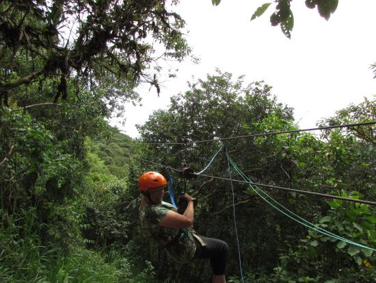 Mindo Ropes and Canopy: Zipping into another great landing!