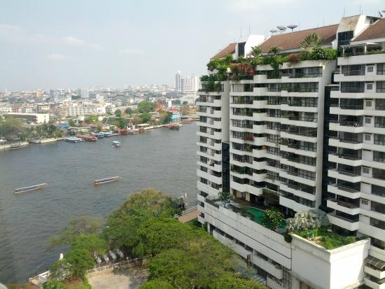 La Residence Bangkok: View from hotel room
