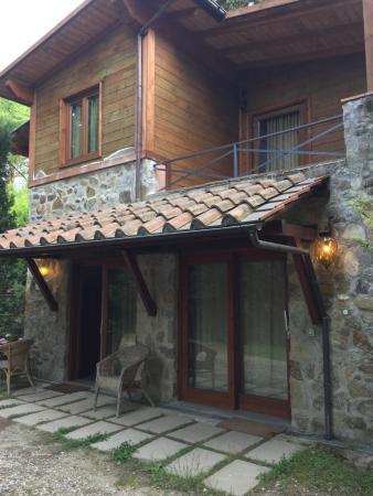 Montorsoli, İtalya: Appartement with 2 bathrooms