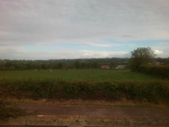 Green Lane Farm : View from Annex