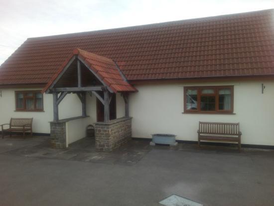 Green Lane Farm : 2 bed annex