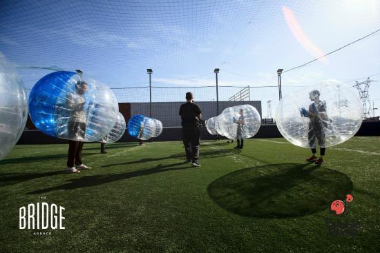 Bubble Bump Perpignan
