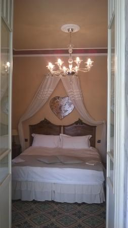 Villa Belverde: la camera