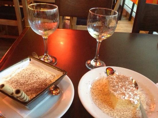 Il forno : El mejor de los compromisos en una hermosa y deliciosa cena romántica