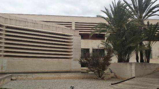 Pilar and Joan Miro Foundation in Mallorca: Miro museum