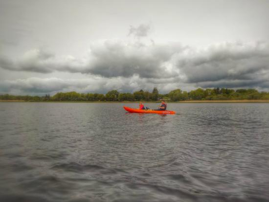 Fermanagh Lodges: Free use of boats