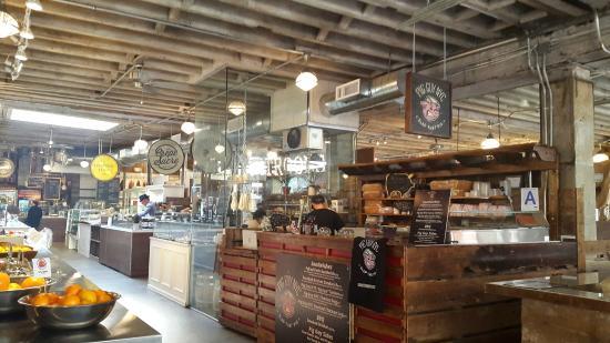 Gansevoort Market un caffe' da campione - picture of gansevoort market, new york