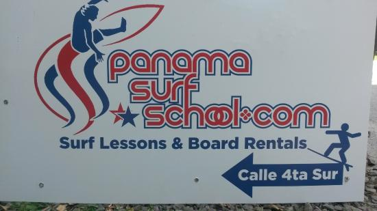 Panama Surf School Day Classes: this is the place!