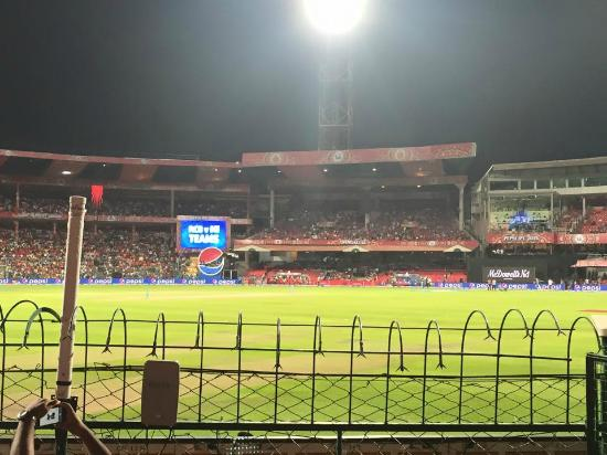 ‪M Chinnaswamy Stadium‬