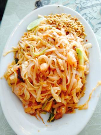Thai Room Restaurant : Shrimp Pad Thai