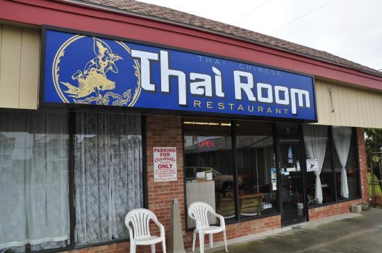 Thai Room Restaurant : Front