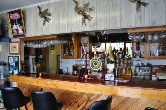 Thai Room Restaurant : The Bar