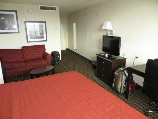 Quality Inn Central Denver: Room 514