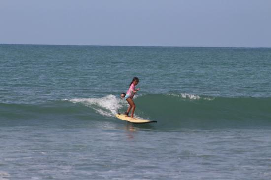 Panama Surf School: Kids classes
