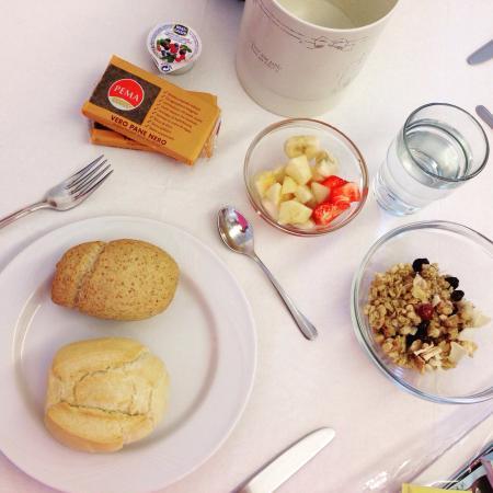 Hotel Stella d'Oro: La colazione