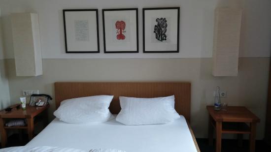 Hotel Restaurant Grieshabers Rebstock: Unser Zimmer