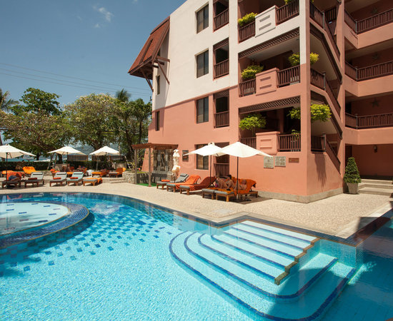 Cheap Pool Access Rooms Patong