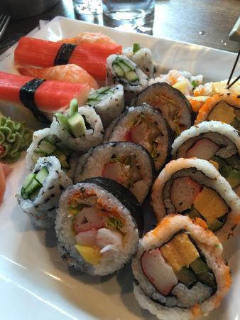 Lyna le Sushi