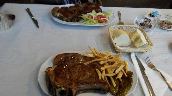 Cafeteria - Restaurante la Caldera