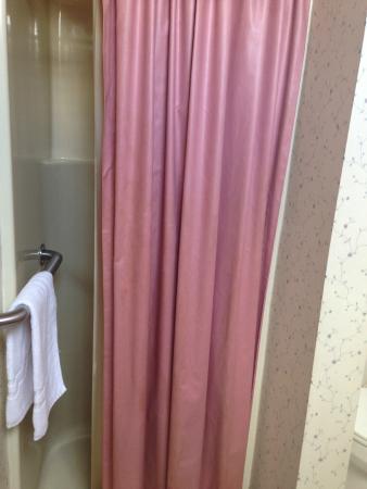 Kintner House Inn: Hoosier Room Shower