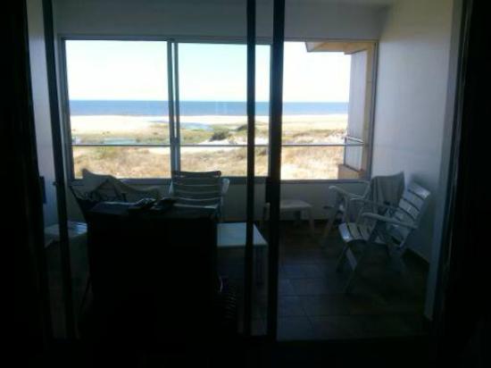 Las Dunas Hotel: Terraza habitación