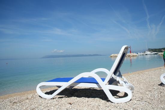 Villa Anka: Sunchair
