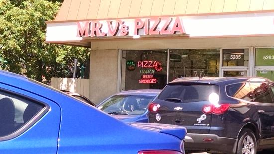 Mr V's Pizza
