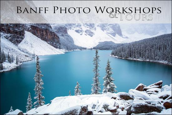 Banff Photo Workshops & Tours