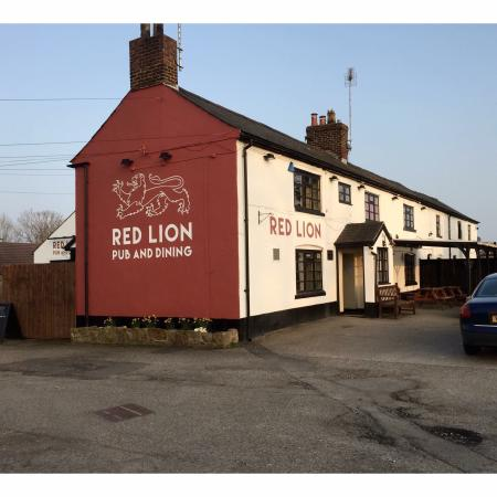 Red Lion Penyffordd: The Red Lion Pub and Dining