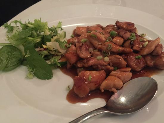 Tai Chi: 鶏肉のグリル照り焼き風
