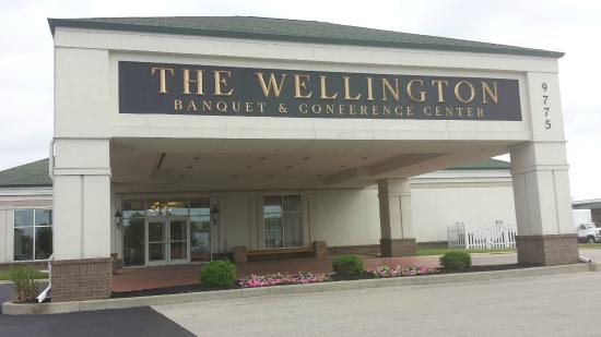 ‪The Wellington Banquet Center‬