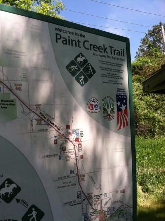 Rochester, MI: Paint Creek Trail