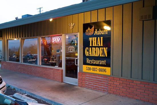 Thai Restaurants Auburn California