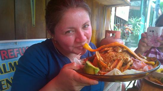 Coca, Ισημερινός: Cocopele Bar-Grill