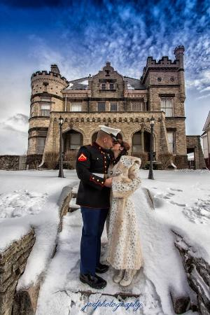 Castle Inn Bed and Breakfast: Our Castle is the perfect romantic location for your getaway or wedding!