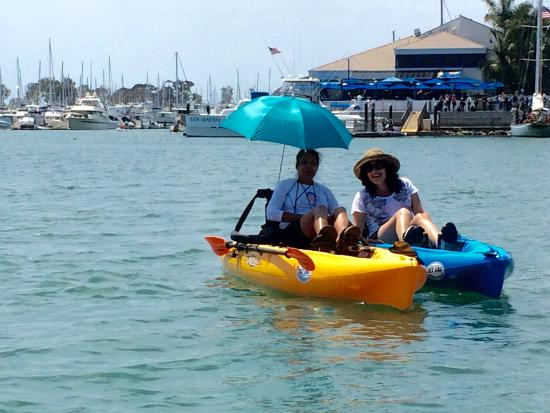 Harbor Area - lovely area. Dana Point Jet Ski & Kayak is right there!