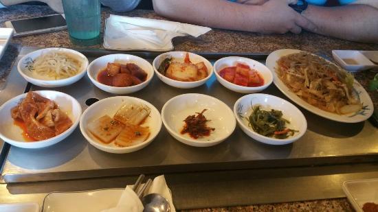 Bob Sang Korean B.B.Q & Tofu