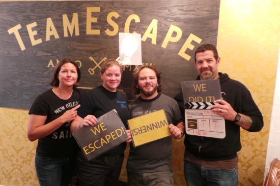TeamEscape Köln: Team FM 2015