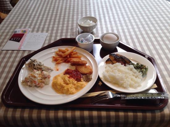 Hotel Mets Mejiro: 駅近なので非常に便利です。 朝食付きだし満足できますよ。