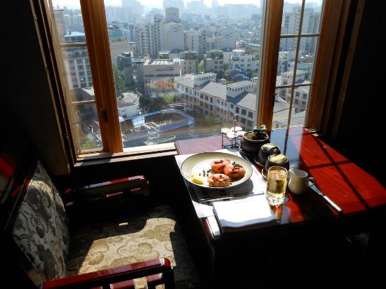 Imperial Palace Seoul: Breakfast