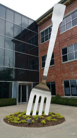 Springfield, MO: The World's Largest Fork